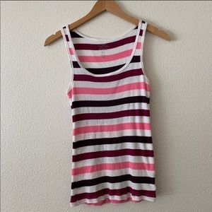 3/$15 - Old Navy Striped Tank